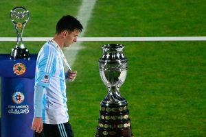 Saatnya Messi Juara